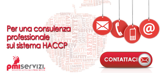 Contatti PMI Servizi Consulenza Haccp