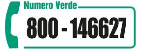 numero verde 800146627