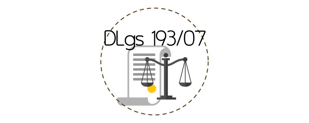 dlgs 193/07 sicurezza alimentare