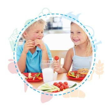 sicurezza alimentare bambini